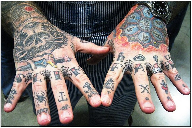 A Look At Some Hilariously Crappy Hand Tattoos Nice Girl